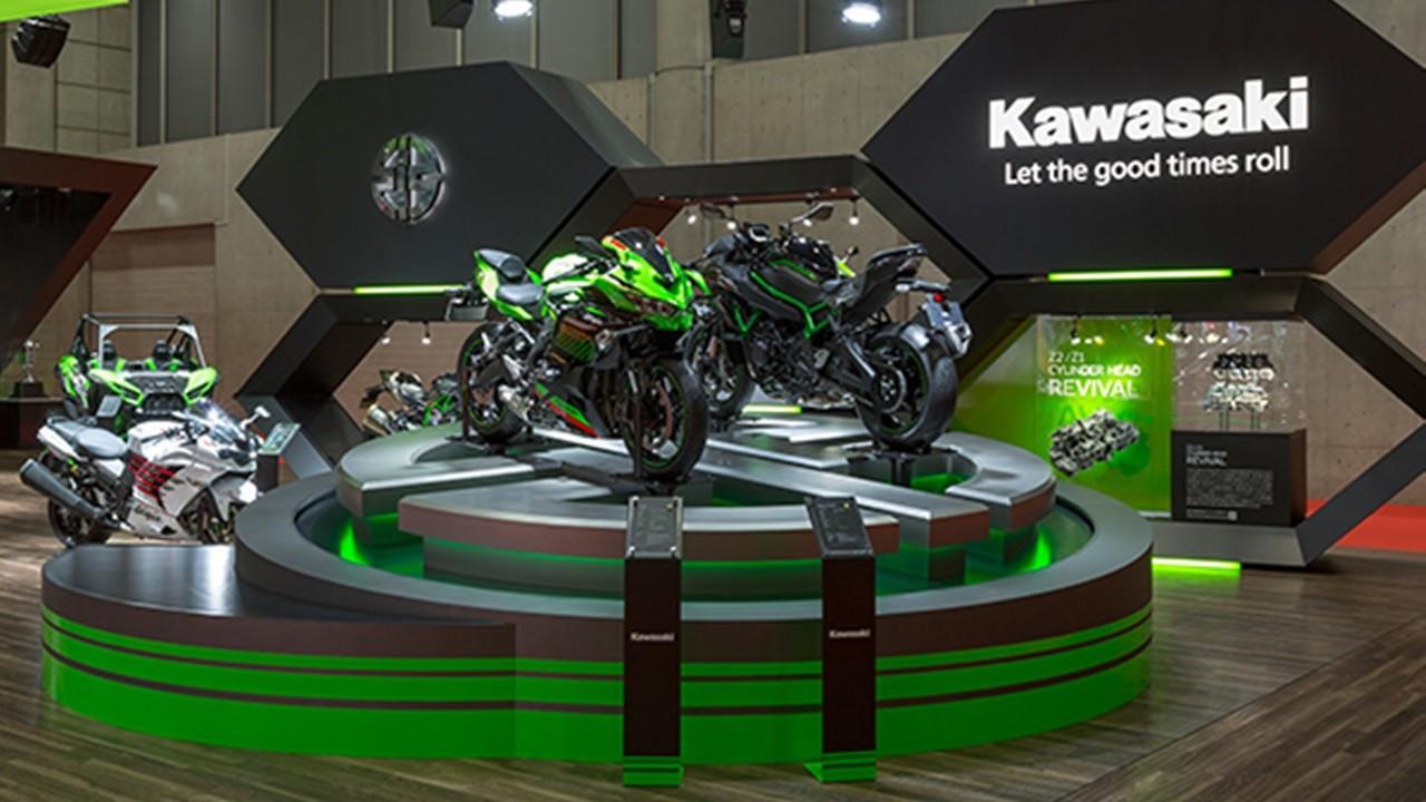 Kawasaki, çevreci modellere geçiyor
