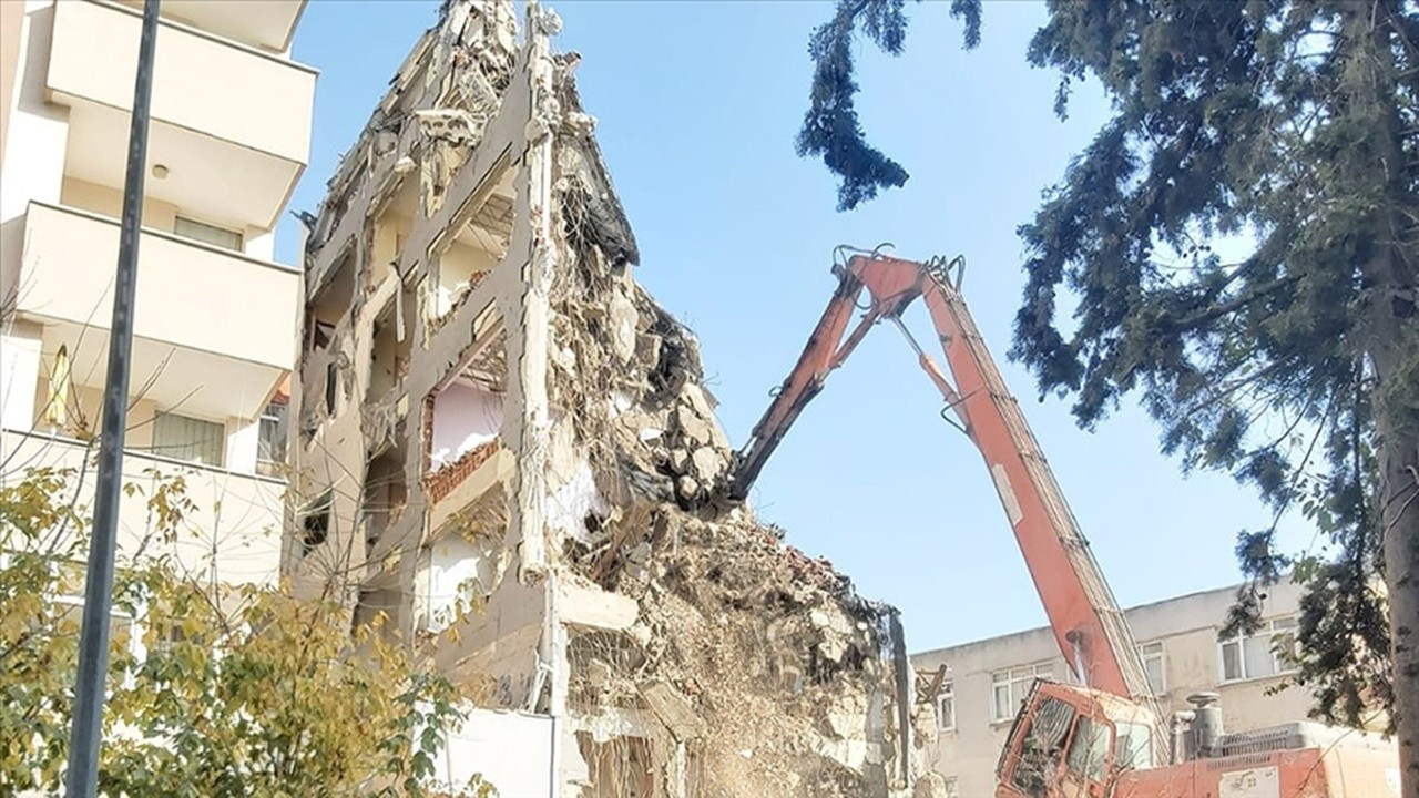 Kentsel dönüşüm inşaat taahhüt işlerinde KDV yüzde 1 oldu