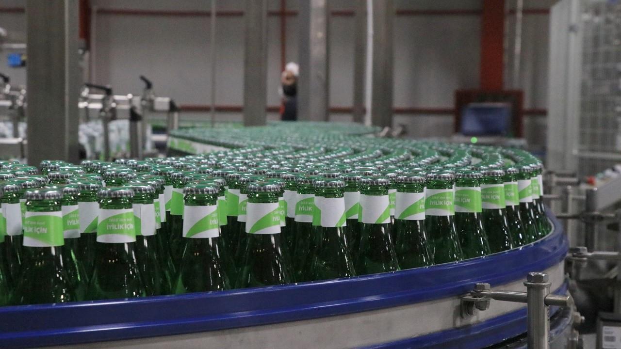 Kızılay İçecek, yeni üretim hattıyla kapasitesini artıracak