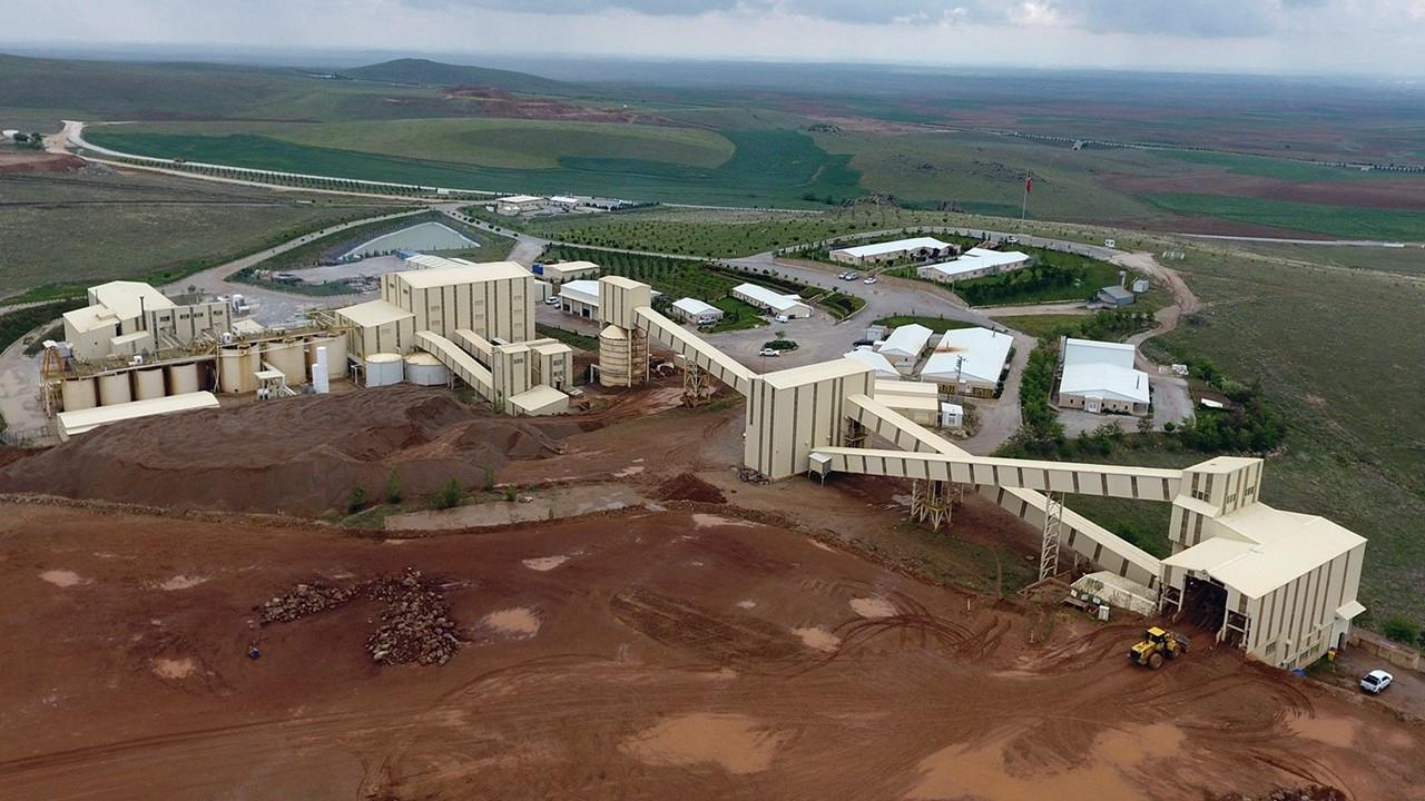 Koza Altın'dan Ağrı'ya 160 milyon dolarlık altın yatırımı