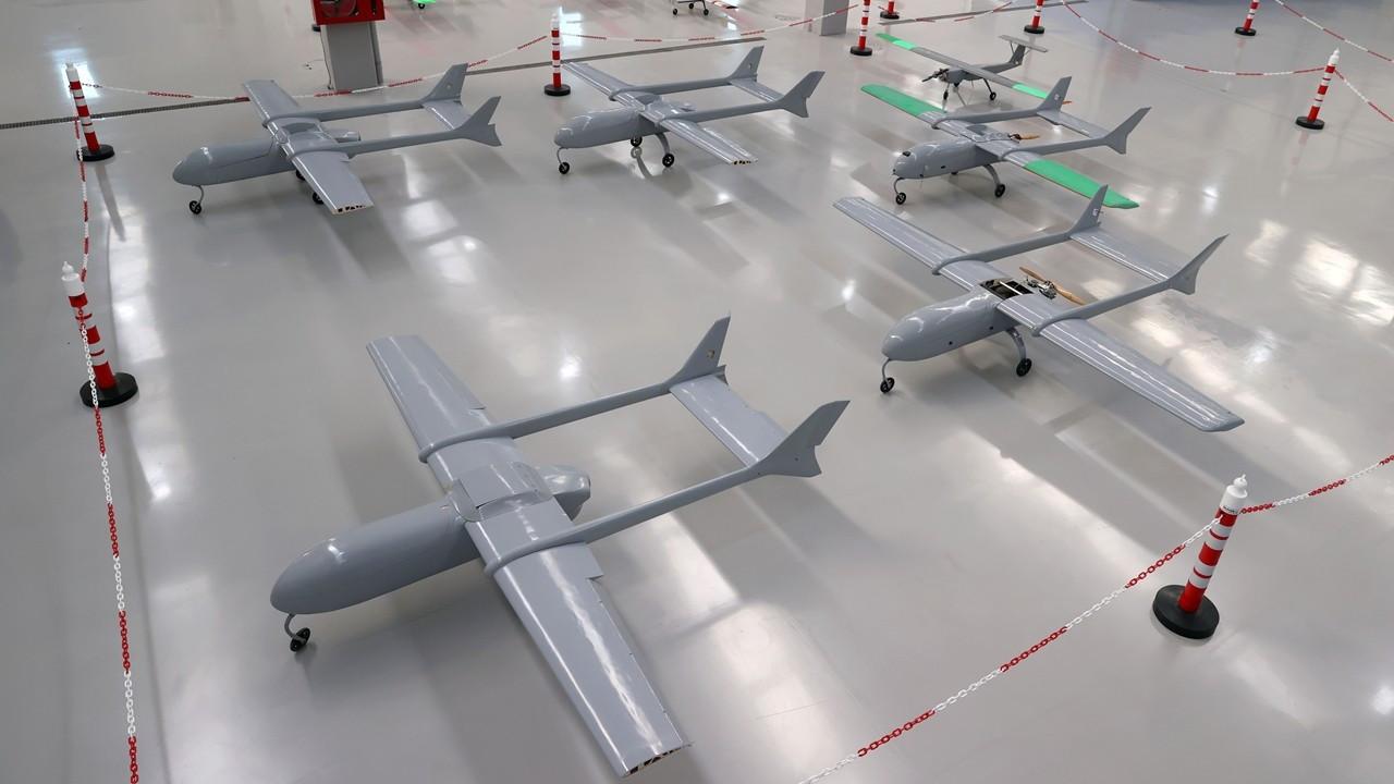 Lapis Havacılık'ın İHA fabrikası Ankara'da üretime başladı