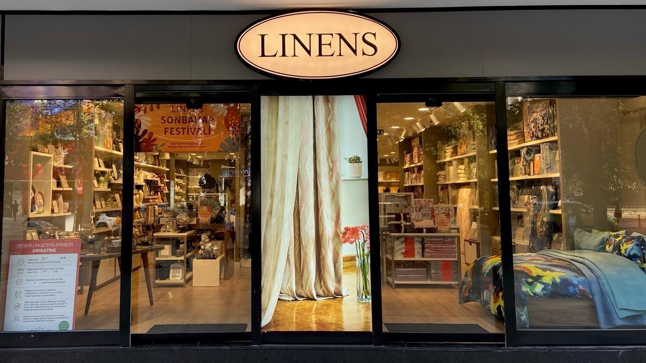 Linens, mağaza sayısını 68'e çıkardı