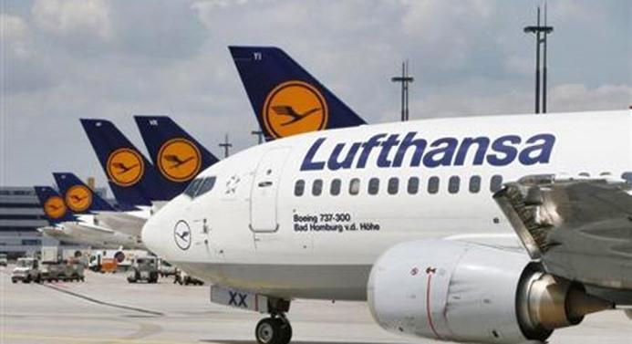 Lufthansa, ilk çeyrekte 2,1 milyar euro zarar açıkladı