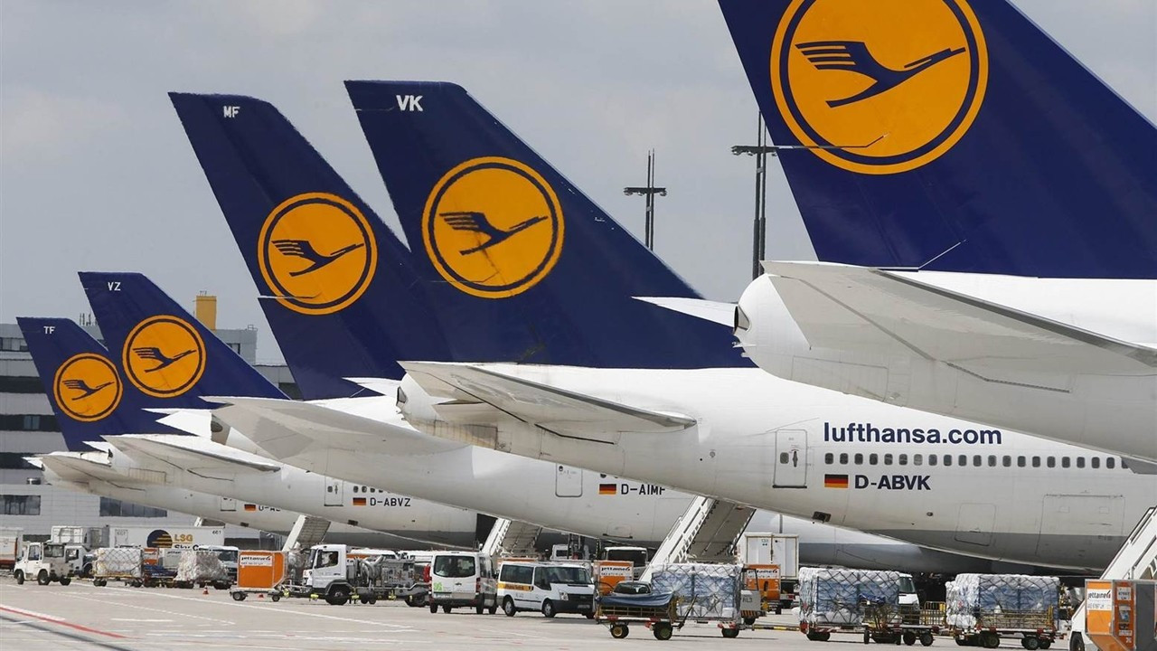 Lufthansa küçük uçaklara geçmek üzere üreticilerle görüşüyor