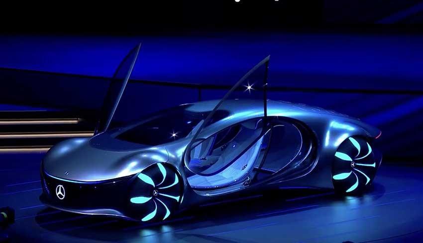 Mercedes'ten elektrikli araçlar için 40 milyar Euro