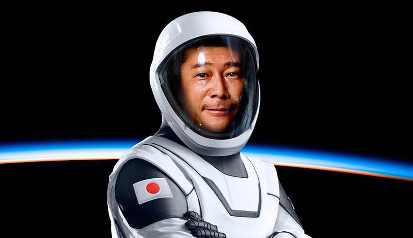 Milyarder iş insanı uzaya gitmek için kaç milyon dolar harcadı?