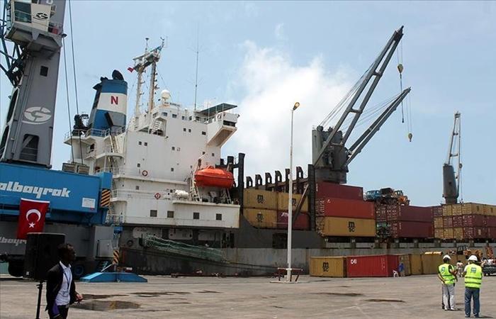 Mogadişu Limanı için Türk şirketle 14 yıllık anlaşma