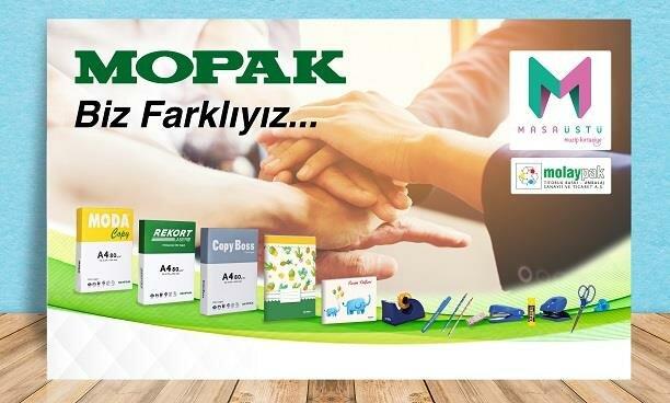 MOPAK KAĞIT KARTON SANAYİİ VE TİCARET A.Ş. Lojistik Yöneticisi / Yönetmeni