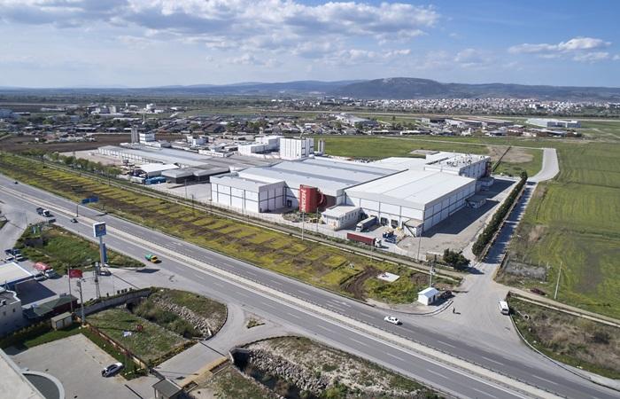 Nestle'nin Bursa'daki yeni fabrikasının temeli atılıyor