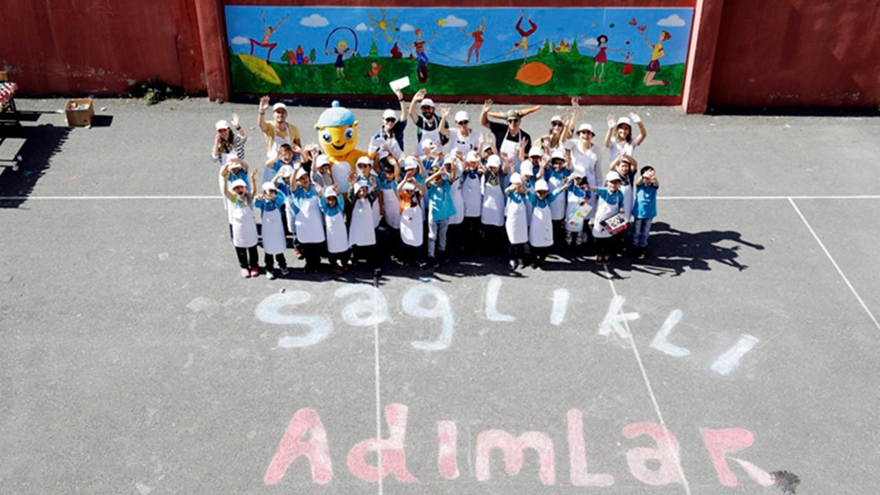 Nestlé Türkiye, 'Sağlıklı Adımlar' projesi ile yılda 100 bin öğrenciye ulaşacak