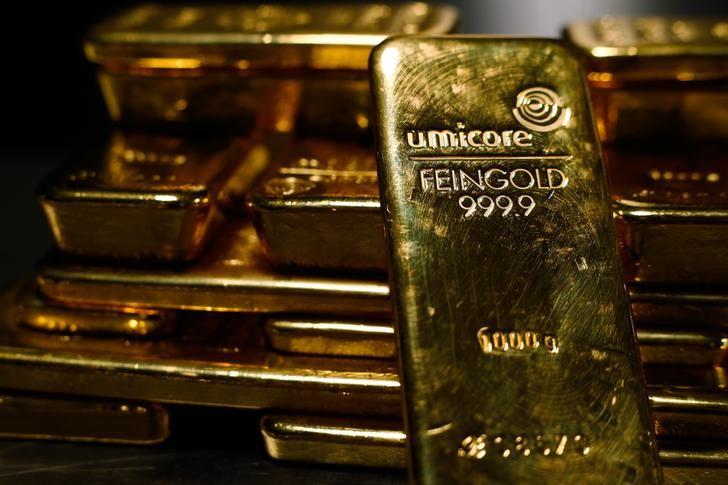 Ons altın, tahvil faizi ve dolar baskısıyla değer kaybediyor