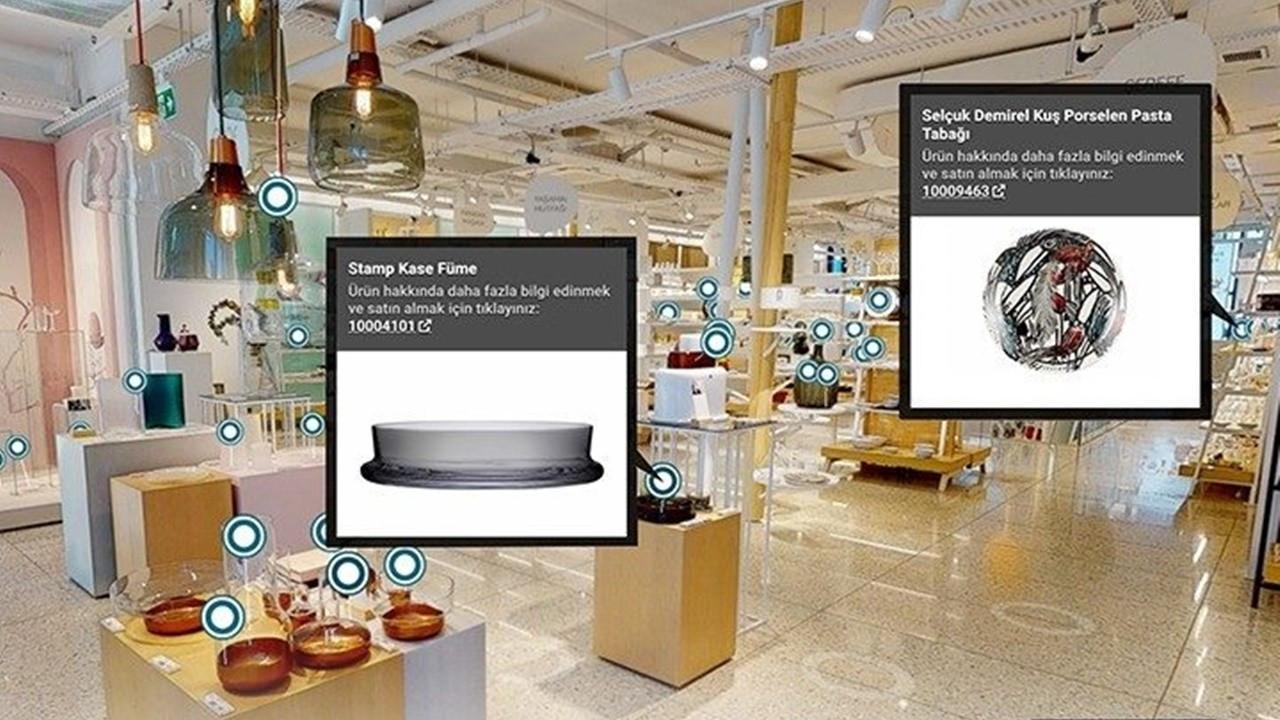 Paşabahçe, Erenköy Deneyim Mağazası'nı dijitale taşıdı