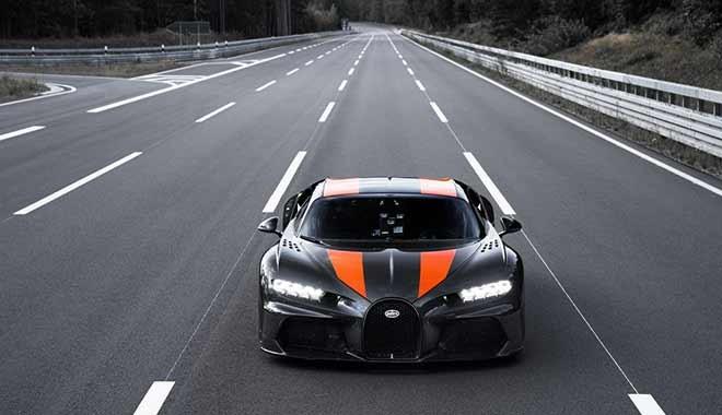 Patron, lüks otomobil markası Bugatti'yi kime satıyor?