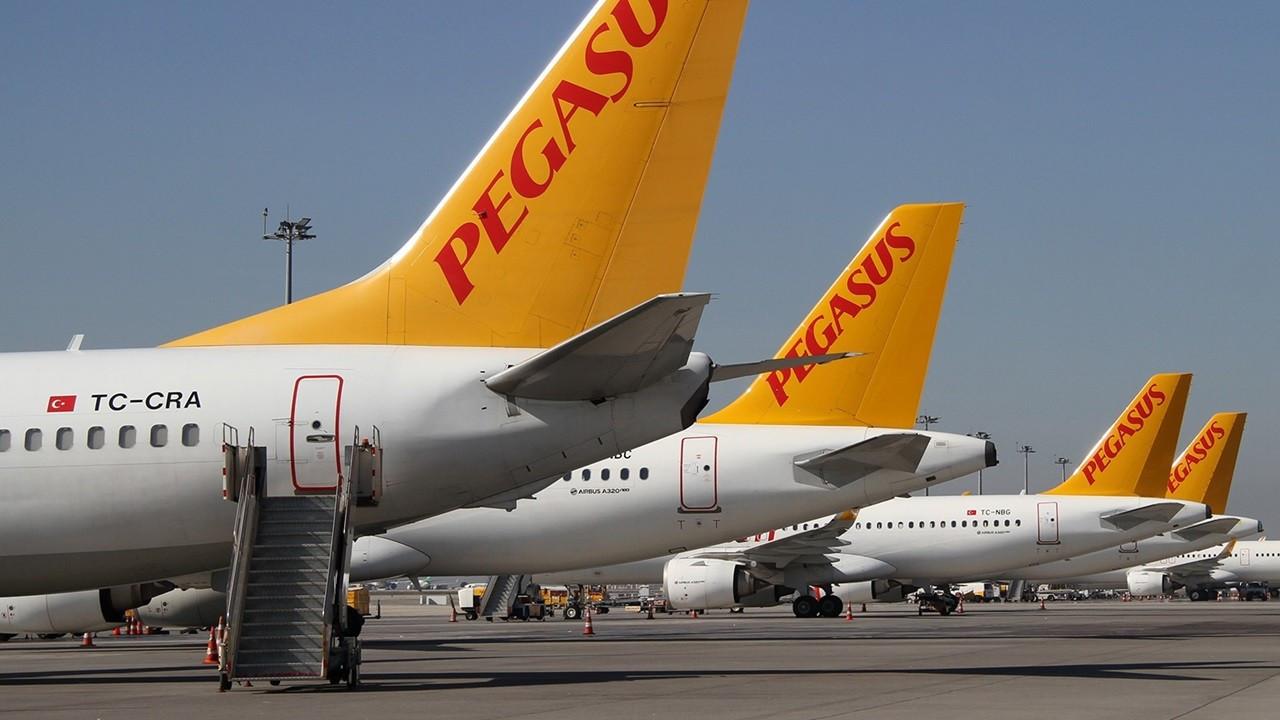 Pegasus, 5 Airbus uçağı teslim alacak