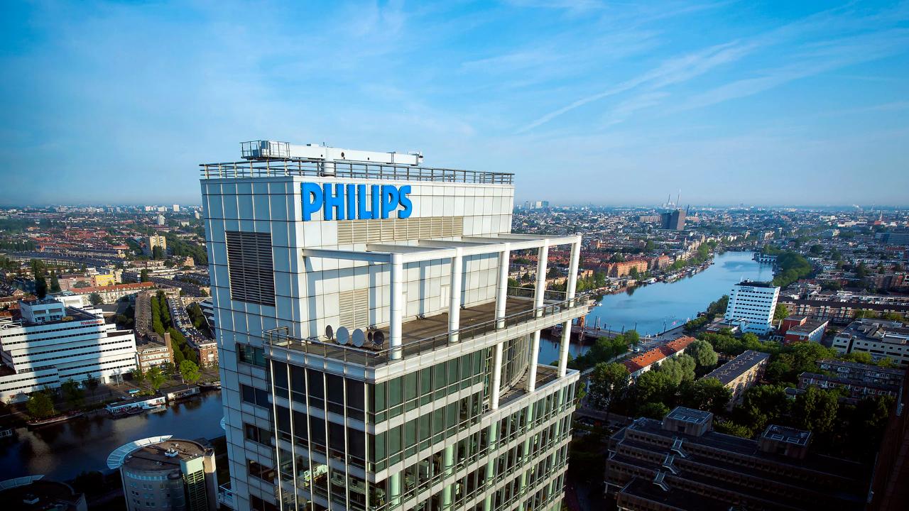 Philips'in satışları 4. çeyrekte yüzde 7 arttı