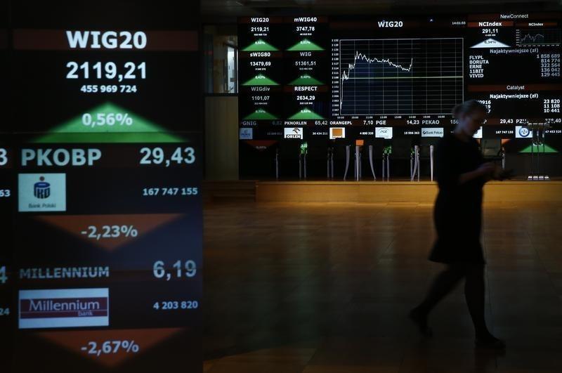 Polonya piyasaları kapanışta yükseldi; WIG30 1,01% değer kazandı