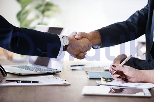 PRATİK İNSAN KAYNAKLARI & İŞE ALIM Satış ve Pazarlama Sorumlusu