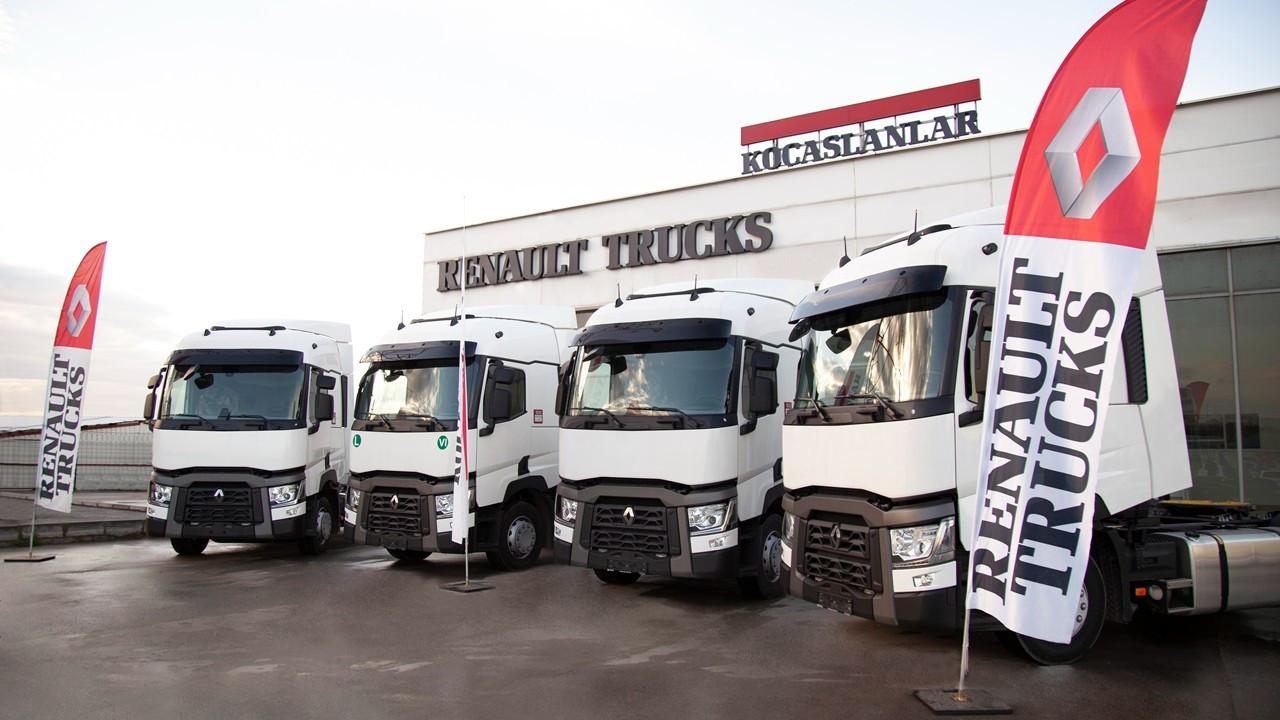 Prestij Dağıtım, filosuna 10 adet Renault Trucks çekici dahil etti