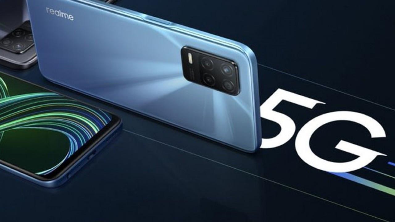 realme, 5G işlemcili ürünlerini Türkiye'ye getirecek