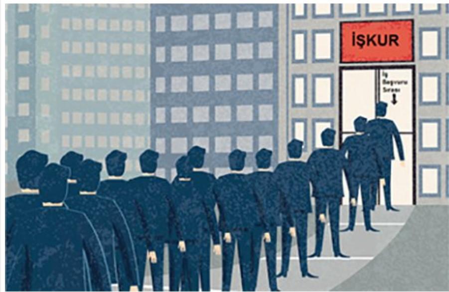 Recep Erçin yazdı: İstihdamdaki kayıplara devlerin yaması tutmadı