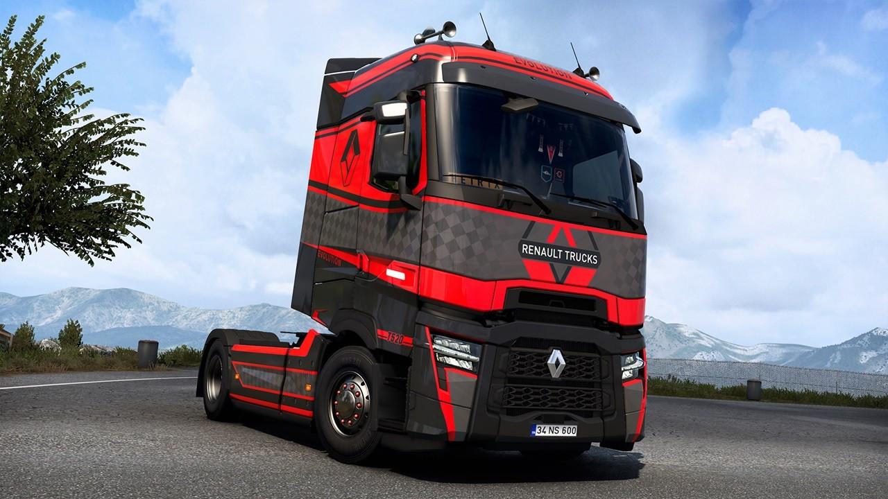 Renault Trucks tasarım yarışmasında Türkiye ilk 5'te