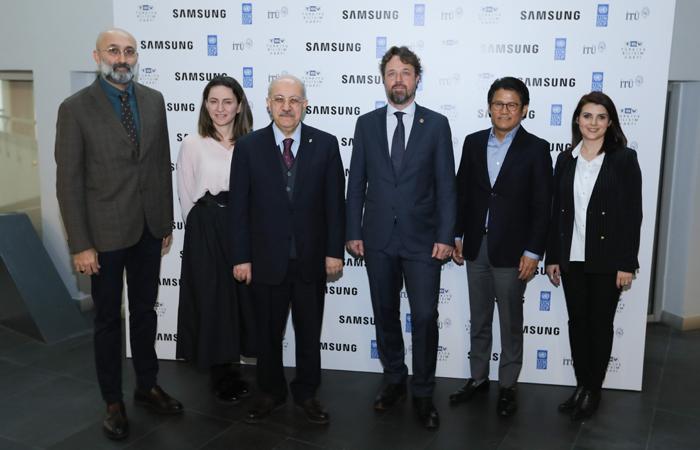 Samsung İnovasyon Kampüsü eğitim programı ile gençler geleceğe imza atacak!