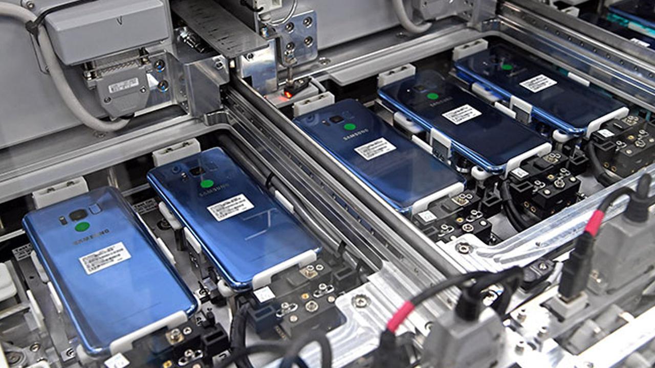 Samsung ve Oppo'nun yatırımı öncesi üretimi kolaylaştıracak bir adım daha