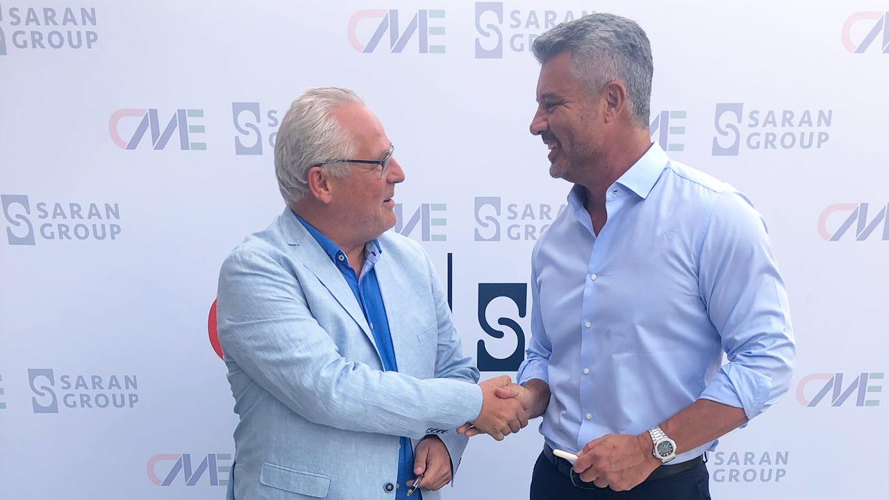 Saran Group, yeni ortaklıklarla Avrupa'da büyümeye devam ediyor