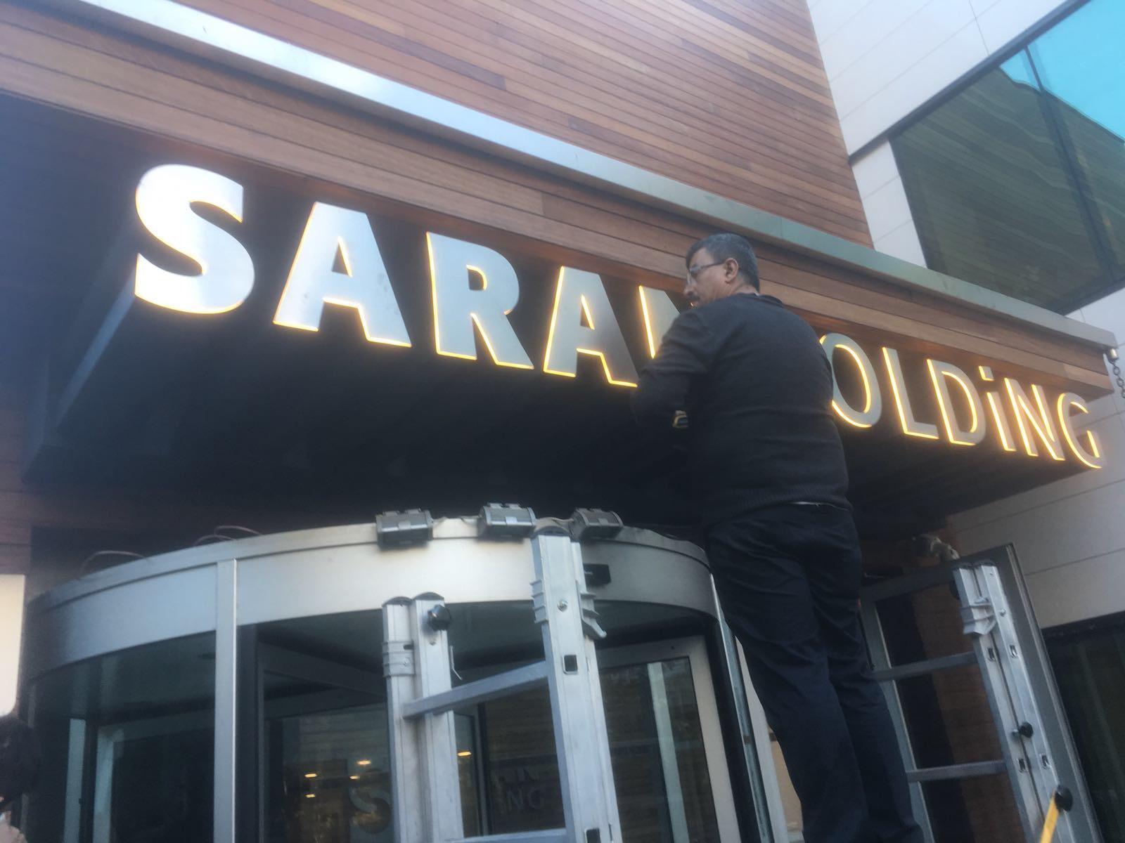 Saran Holding aşı olmayan çalışanı işten çıkaracak!