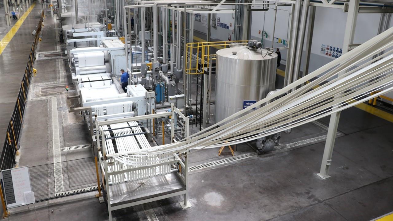 SASA, yeni elyaf tesisi için çalışmalara başladı