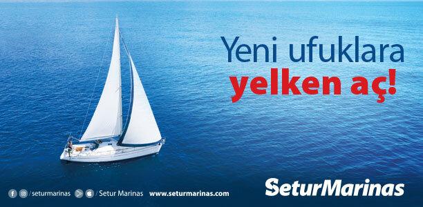 Setur Marinaları Kuşadası Marina Elektrik Teknisyeni