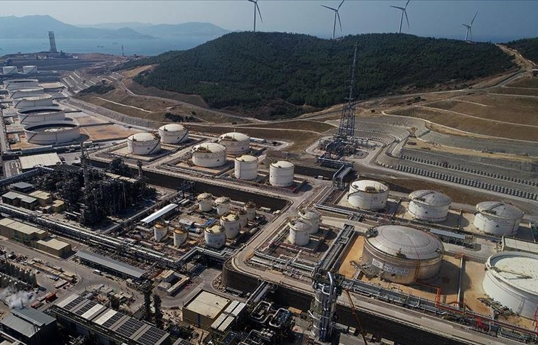 SOCAR, Türkiye'deki 2. tesis yatırımını erteledi
