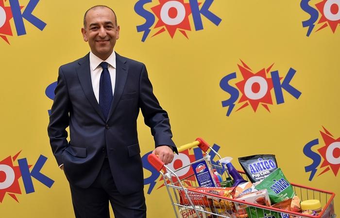 Şok Marketler'den altı ayda 9,9 milyar liralık satış