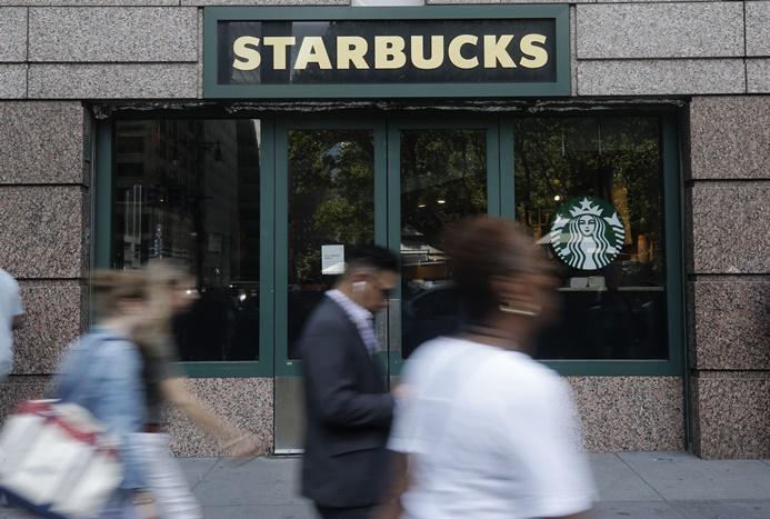 Starbucks'ın net cirosu yüzde 8 azaldı