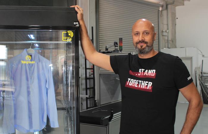 Takipsan, RFID teknolojisinde perakendenin çözüm ortağı oldu