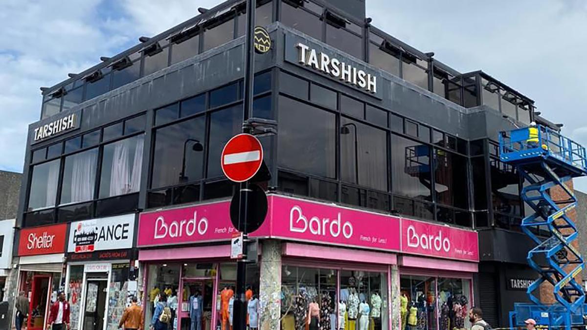 Tarshish, 'En İyi Kaliteli Yemek Restoranı Ödülü'nü Aldı