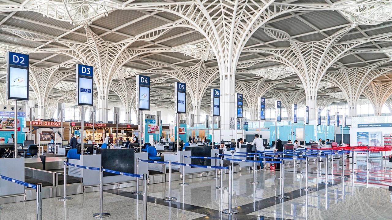 TAV'ın işlettiği Medine Havalimanı'na 'Ortadoğu'nun En İyi'si ödülü