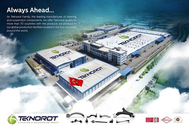 Teknorot Otomotiv Ürünleri San.ve Tic.A.Ş. Ürün Geliştirme Teknikeri