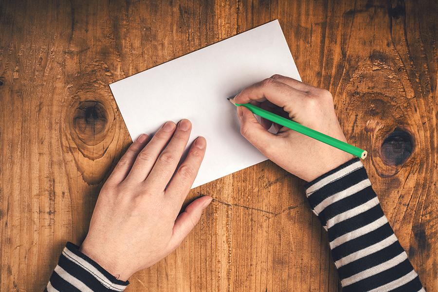 Teşekkür mektubu yazmanın 3 ipucu