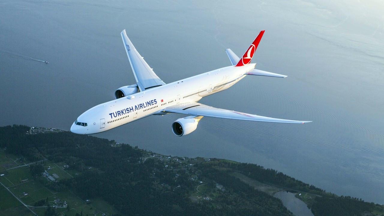 """THY'den Türkiye'ye uçuşu bulunan yolculara, """"Türkiye'ye Giriş Formu"""" uyarısı"""
