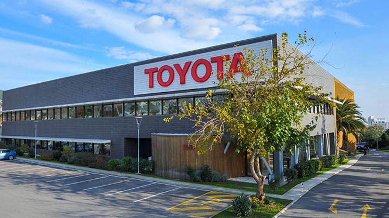 Toyota Türkiye'de görev değişikliği