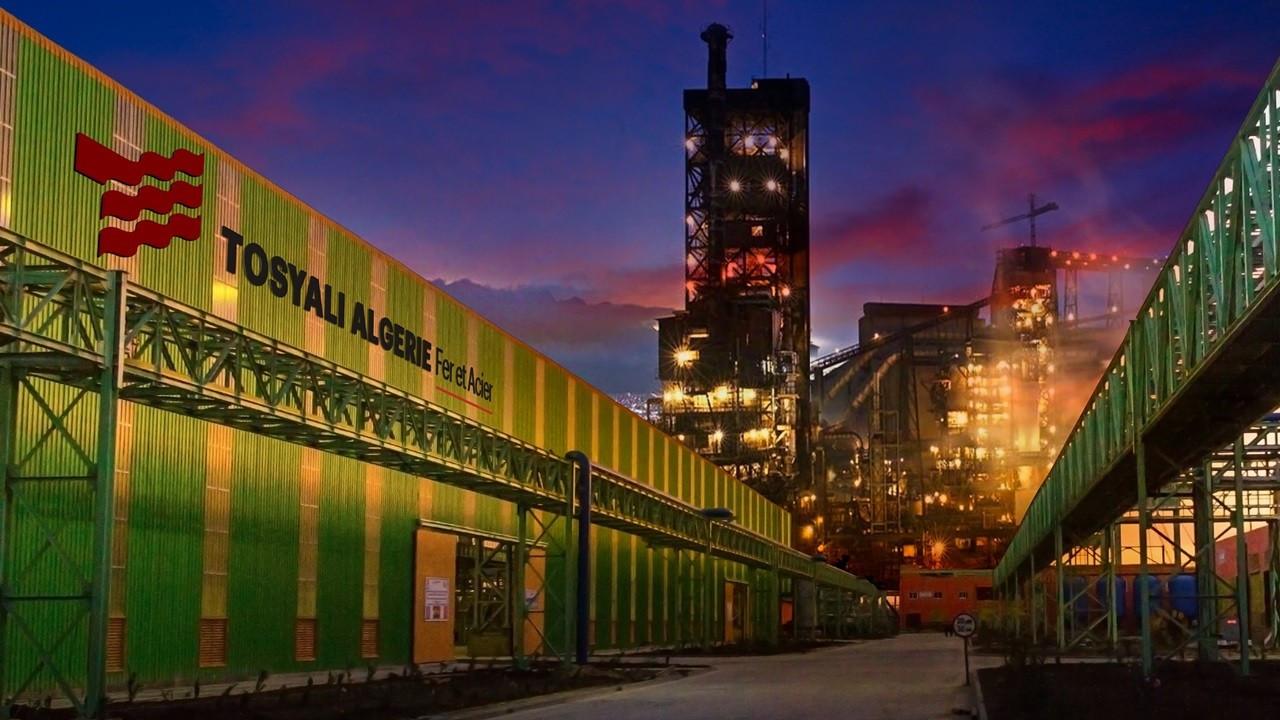 Tosyalı Holding, Avrupa'nın en hızlı büyüyen ikinci çelik üreticisi oldu