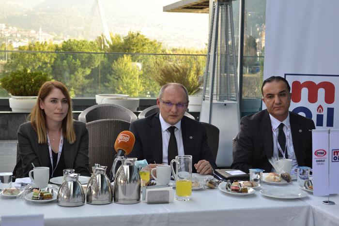 TOTAL ve M Oil, Anadolu turuna Bursa'dan başladı