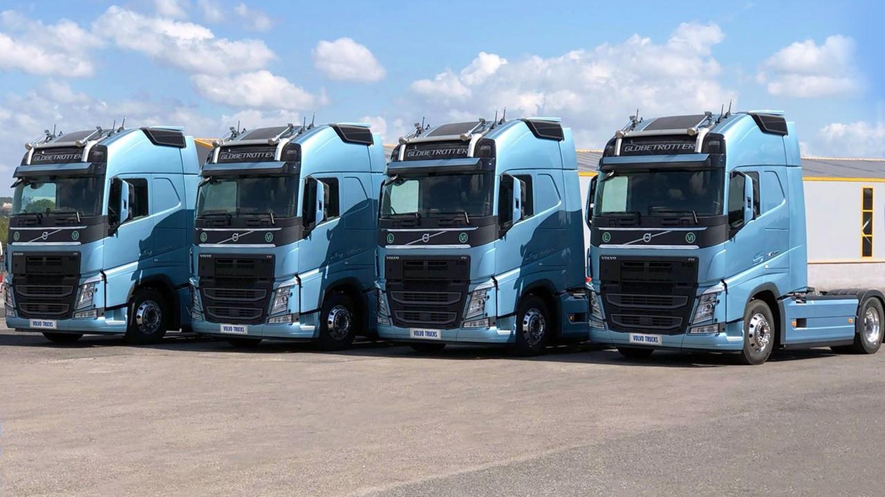 Trans 33 Lojistik, filosunu Volvo Trucks araçlarla büyütmeye devam ediyor