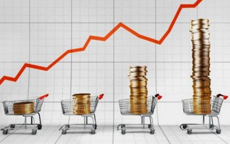Tüketici fiyat endeksi (TÜFE) yıllık %19, aylık %1,80 arttı