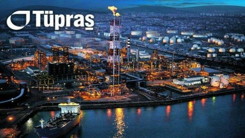 Tüpraş'tan ilk çeyrekte 254 milyon TL yatırım…