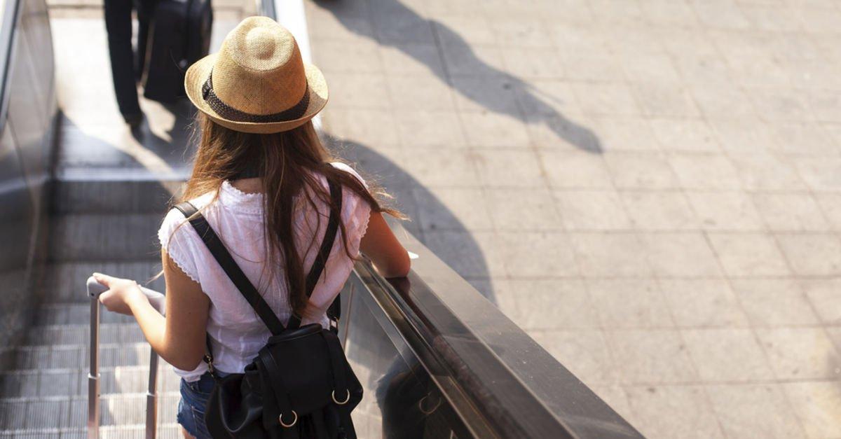 Turist sayısı Temmuz'da 21 ayın zirvesinde