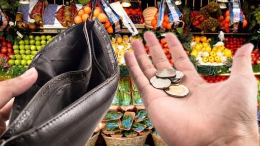 TÜRK-İŞ: Yıllık gıda enflasyonu yüzde 21 artarken açlık sınırı da üç bin liraya dayandı