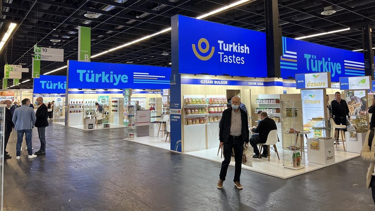 Türk lezzet endüstrisi en büyük fuarda ilk 4 katılımcı arasında