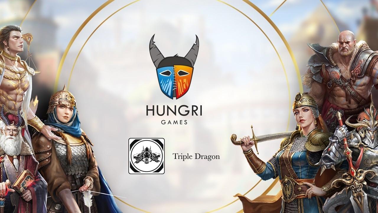 Türk oyun şirketi Hungri Games'e 1,1 milyon dolar yatırım